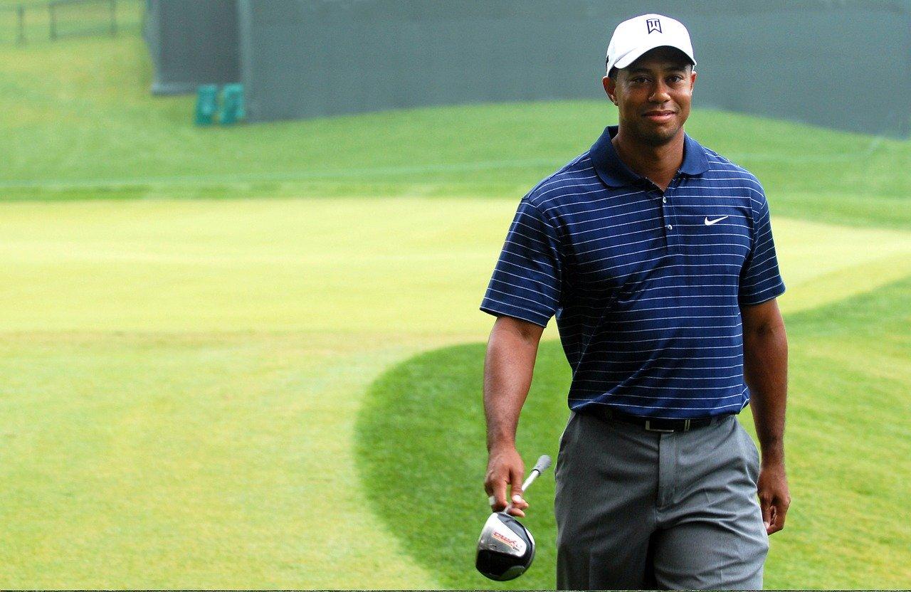 tiger woods, golf, golfer